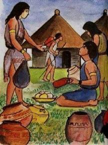 el hombre paleolitico tuvo un tipo de vida nomada: